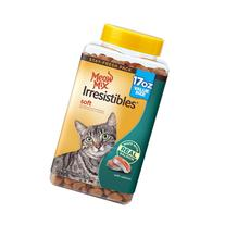 Meow Mix® Irresistibles Soft Cat Treat - Salmon size: 17