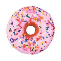 "iscream Sugar-riffic Donut Shaped Bi-Color 16"" Photoreal"