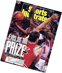 Isiah Thomas Detroit Pistons Autographed June 11, 1990