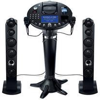 Singing Machine iSM1028Xa 7-Inch Color TFT Display CDG
