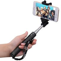 Mpow Selfie Stick, iSnap X Extendable Monopod with Built-in