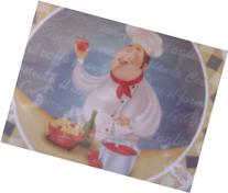 Italy Fat Pizza Chef Electric Stove Burner Covers