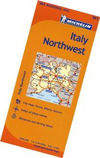Italy, Northwest