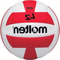 Molten IVU-RED L2 Series NFHS Approved Volleyball