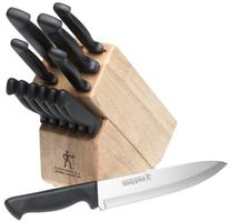 J.A. Henckels International Everedge 13-Piece Knife Set with