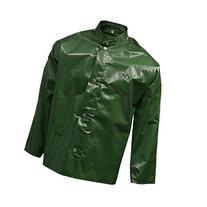 IRON EAGLE J22208.2X 5 Nickel Brass Jacket with Hood Snaps,