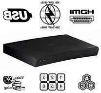 Samsung J5100RF Multi System Region Free Blu-Ray Disc DVD
