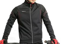 4ucycling Windproof Full Zip Wind Jacket with 3-layers
