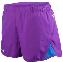 Sugoi Women's Jackie Run Shorts, Purple, Small