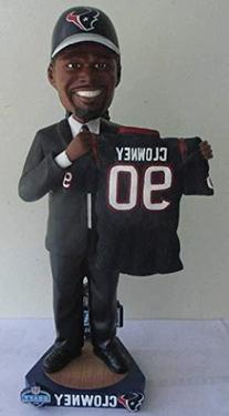 Jadeveon Clowney Houston Texans Draft Day Bobblehead #1 in