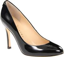 Ivanka Trump Women's Janie Pump,Black Patent,7.5 M US