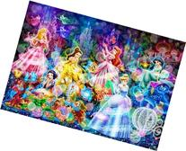 Tenyo Japan Jigsaw Puzzle D-1000-401 Disney Brilliant Dream