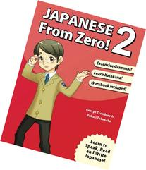 Japanese from Zero! 1: Proven Techniques to Learn Japanese