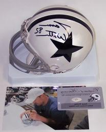 Jason Witten Autographed Hand Signed Dallas Cowboys White