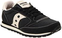 Saucony Originals Men's Jazz Low Pro Vegan Sneaker,Black/