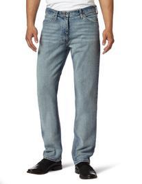 Nautica Jeans Men's Straight Light Cross Hatch Jean, Rocky