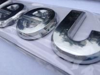 """JEEP Size : 5"""" Emblem Auto Car Accessories By Chrome 3D"""