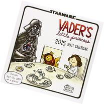 By Jeffrey Brown Vader's Little Princess 2015 Wall Calendar