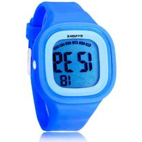 SYNOKE Jelly Diving & Swimming Waterproof Digital Watches
