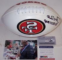 Jerry Rice Autographed Hand Signed San Francisco 49ers Full