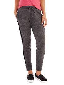 Alternative Women's Jersey Jogger Pant, Eco Black, Small