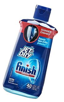 Finish Jet-Dry Rinse Aid Agent, 4.22 oz