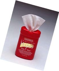 Connoisseurs Jewelry Wipes Box of 25