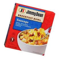 Jimmy Dean, Breakfast Bowls, Sausage, 7.0 Oz