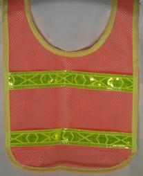 Jogalite Extra Large Orange mesh / lime Reflective vest
