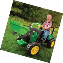 Peg Perego John Deere Front Load Pedal Riding Toy