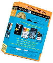 John Green Audiobook Collection on MP3-CD: Looking for