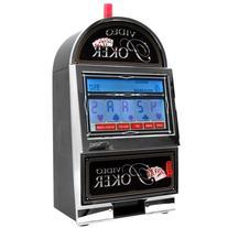 John N. Hansen Company Mega Screen Video Poker with Back-Lit