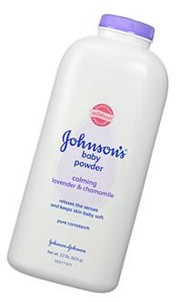 JOHNSON'S Baby Powder Calming Lavender 22 oz