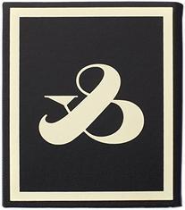 Jonathan Adler Punctuation Cover in Black