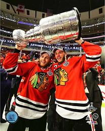 Jonathan Toews & Patrick Kane Chicago Blackhawks 2015