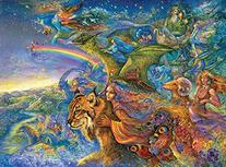 Buffalo Games Josephine Wall: The Race - 1000 Piece Jigsaw