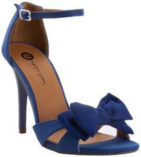Michael Antonio Women's Joyner Sandal,Blue,6.5 M US