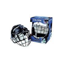 MYLEC ROLLER HOCKEY HELMET w/ FACE GUARD