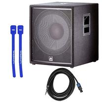 "JBL JRX 218S 18"" Compact Passive Subwoofer with Speakon to 1"