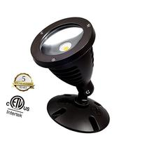 TOPELE 1100LM LED Flood Light, LED Outdoor Security Light,