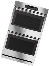 "GE JT3500SFSS 30"" Stainless Steel Electric Double Wall Oven"