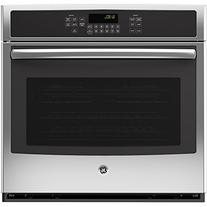 "GE JT5000SFSS 30"" Stainless Steel Electric Single Wall Oven"