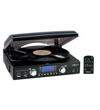 Spectra Merchandising JTA-460 3-Speed stereo turntable with