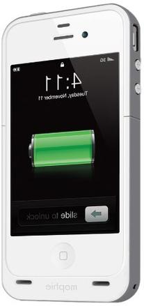 Mophie Juice Pack Plus Case and Rechargeable Battery for