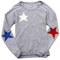 4th of July Shirt 4th of July Sweatshirt Jumper Red White