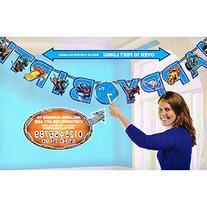 Skylanders Jumbo Letter Banner Kit
