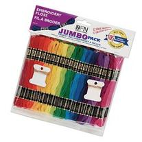 Janlynn Jumbo Cotton Embroidery Floss Pack