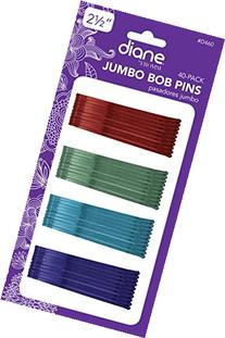 Diane Jumbo Pins 40'S Asst Color  Carded