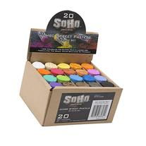 Soho Jumbo Street Pastels Set of 20