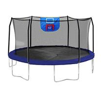 Skywalker Trampolines 15-Feet Jump N' Dunk Trampoline with